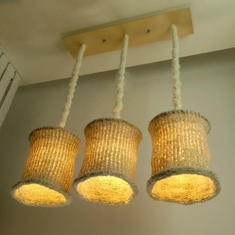 Suspensions luminaires Brest