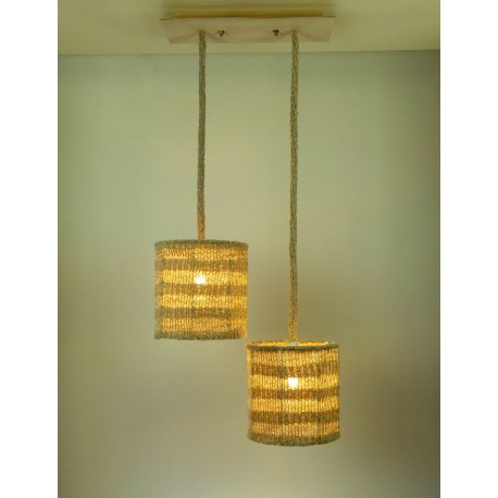 Suspension lumineuse Oran