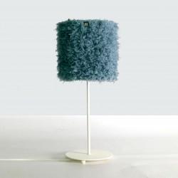 Little Russian blue - Lampe à poser