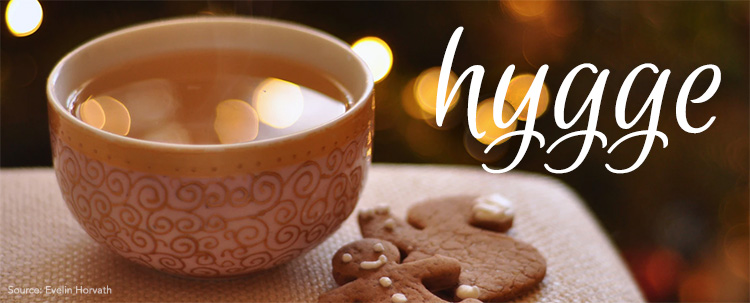 The famous hygge from nordic countries