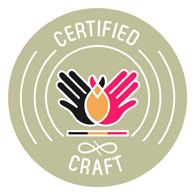 Certified Craft by Ministry of Economy in Belgium