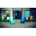 Une chaise sur le toit - Namur