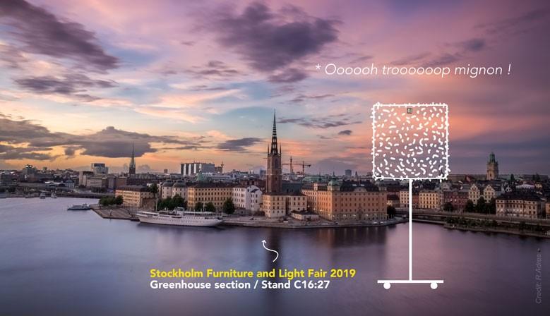 Stockholm Furniture and Light Fair 2019